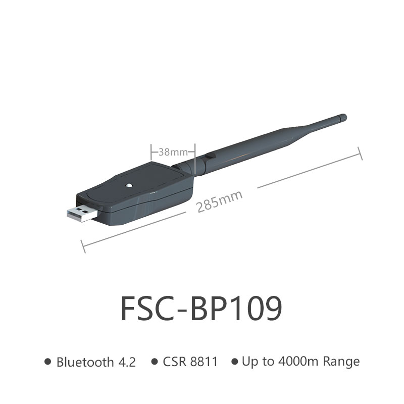장거리 블루투스 비콘 Super Long Range Bluetooth Beacon | FSC-BP109